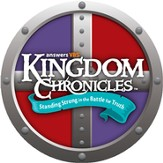 Kingdom Chronicles Logo Button (set 10)