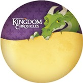 Kingdom Chronicles Name Button (pack of 10)