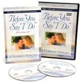Before You Say I Do DVD Curriculum - Slightly Imperfect