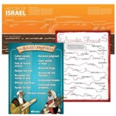 Answers Bible Curriculum: Obedience & Disobedience  Grades 1-6 Classroom Posters Set of 4 (Year 2 Q1)