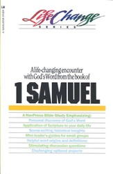 1 Samuel, LifeChange Bible Study Series