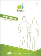 Answers Bible Curriculum Year 2 Quarter 1 High School Teacher Kit