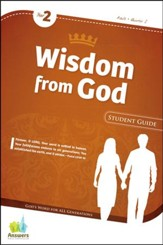 Answers Bible Curriculum: Wisdom from God Adult Student Guide (Year 2 Quarter 2)