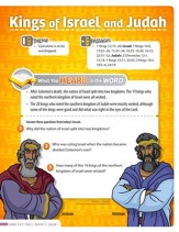 Answers Bible Curriculum: God's Justice & Mercy Grades 3-4 Student Take Home Sheets (Year 2 Quarter 3)