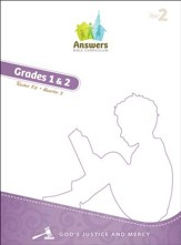 Answers Bible Curriculum Year 2 Quarter 3 Grades  1-2 Teacher Kit