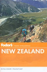 Fodor's New Zealand, 16th Edition