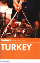 Fodor's Turkey, 8th Edition