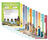 Answers Bible Curriculum: God Protects & Restores  Grades 5-6 Student Take Home Sheets (Year 2 Quarter 4)