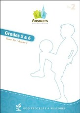 Answers Bible Curriculum: God Protects & Restores  Grades 5-6 Teacher Kit (Year 2 Quarter 4)