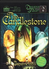 The Candlestone, Dragons in Our Midst Chronicles #2 Audiobook on MP3