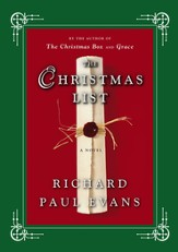 The Christmas List: A Novel - eBook
