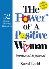 The Power of a Positive Woman Devotional GIFT: 52 Monday Morning Motivations - eBook
