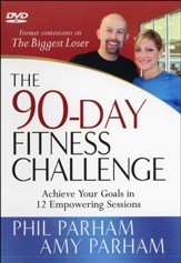 The 90-Day Fitness Challenge, DVD
