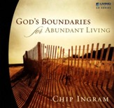 God's Boundaries for Abundant Living CD Series