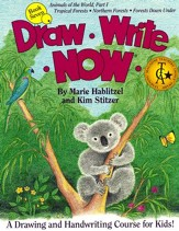 Draw Write Now, Book 7: Tropical Forests, Northern Forests,  Forests Down Under