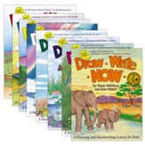 Draw Write Now Boxed Set, 8 Volumes