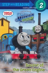 Step Into Reading, Level 2: Blue Mountain Mystery, Secret of the Green Engine