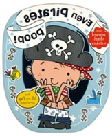 Even Pirates Poop Boardbook