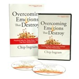 Overcoming Emotions that Destroy, 2 DVDs and Study Guide