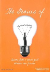 The Genius of Generosity: Lessons from a Secret Pact Between Two Friends, Small Group DVD