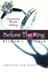 Before The Ring: Questions Worth Asking  - Slightly Imperfect