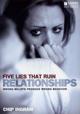 Five Lies that Ruin Relationships, 3 DVDs