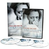 Five Lies That Ruin Relationships Group Starter Kit (1 DVD Set & 5 Study Guides)