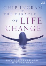 The Miracle of Life Change, 4 DVDs