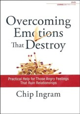 Overcoming Emotions that Destroy, 2 DVDs