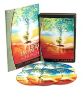 How To Grow A High Impact Church Personal Study Kit (1 DVD Set & 1 Study Guide)
