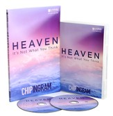 Heaven Personal Study Kit (1 DVD Set & 1 Study Guide)