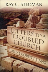 Letters to a Troubled Church: 1 & 2 Corinthians - Slightly Imperfect