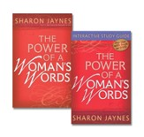 The Power of a Woman's Words, Book and Study Guide