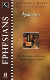 Shepherd's Notes: Ephesians