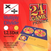 24 Game: Multiply & Divide (96 Cards)