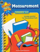 Measurement, Grades 1 & 2