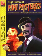 High-Interest Mini Mysteries Reading Level Gr. 3-4