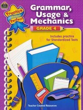 Grammar, Usage & Mechanics, Grade 4