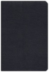NIV (1984) Life Application Study Bible--bonded leather, navy blue
