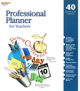 Professional Planner for Teachers