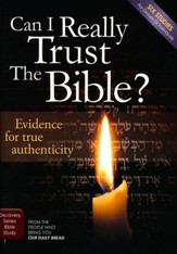 Can I Really Trust The Bible - Study Guide