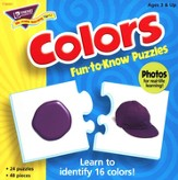 Colors Fun-to-Know Puzzle