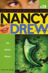 The Stolen Bones # 28 Nancy Drew (All New) Girl Detective
