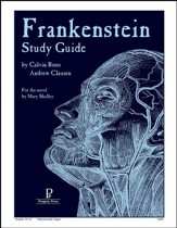 Frankenstein Progeny Press Study Guide
