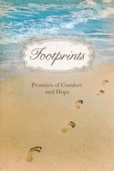 Footprints: Promises of Comfort and Hope  - Slightly Imperfect