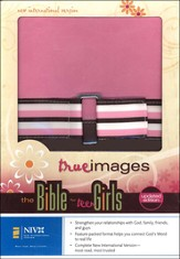 NIV True Images: The Bible for Teen Girls, Case of 12