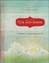 New Every Morning: A Thought to Brighten Day