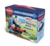 Thomas and Friends: Get Rolling with Phonics (12-book set)