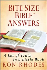 Bite-Size Bible Answers