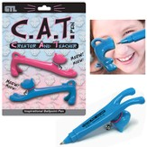 Creator and Teacher, CAT, Pens, Set of 2